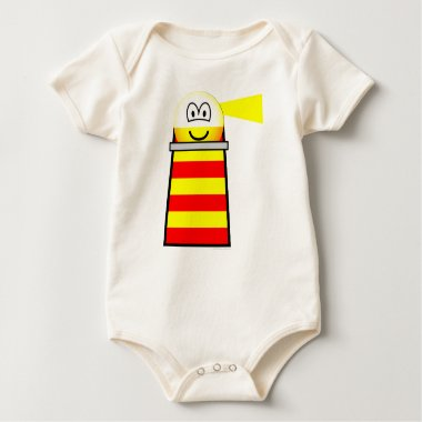 Lighthouse emoticon   baby_toddler_apparel_tshirt