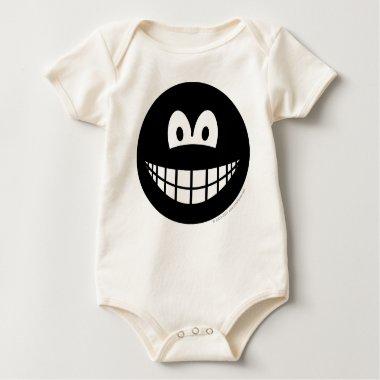Black smile   baby_toddler_apparel_tshirt