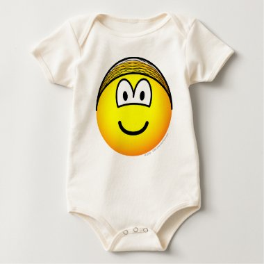 Hairnet emoticon   baby_toddler_apparel_tshirt