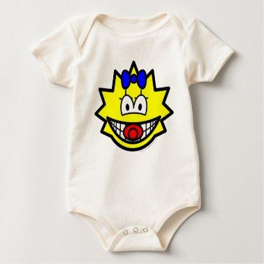 Simpson smile Maggie  baby_toddler_apparel_tshirt