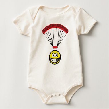 Parachute smile   baby_toddler_apparel_tshirt