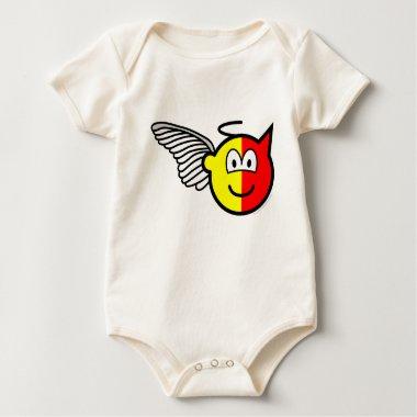 Angel or devil buddy icon   baby_toddler_apparel_tshirt