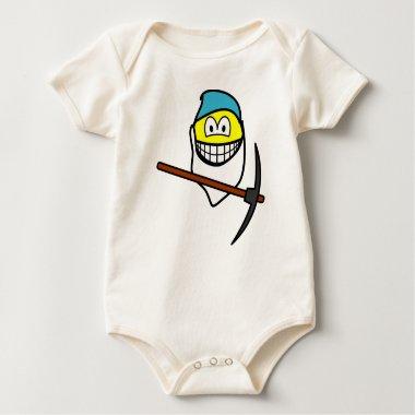 Bashfull smile Seven Dwarves  baby_toddler_apparel_tshirt