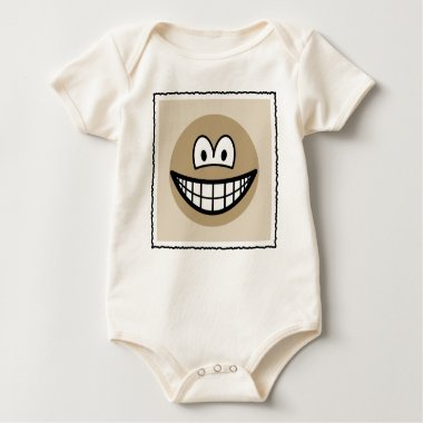 Sepia picture smile   baby_toddler_apparel_tshirt