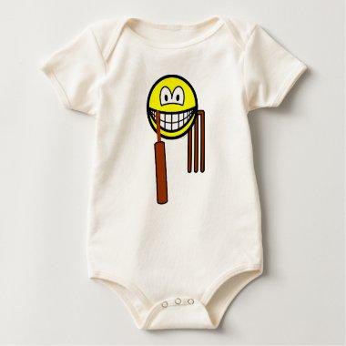 Cricket smile   baby_toddler_apparel_tshirt