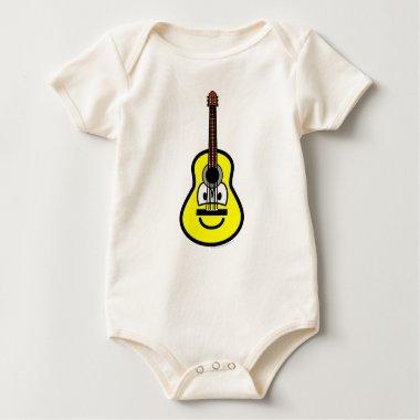 Guitar buddy icon   baby_toddler_apparel_tshirt