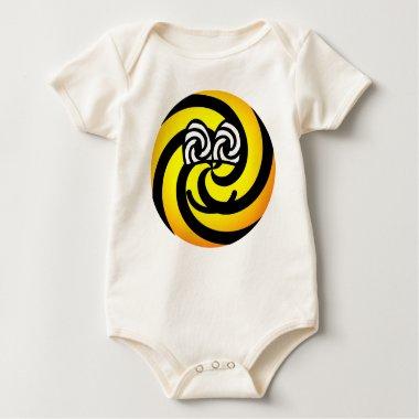 Hypnotic emoticon   baby_toddler_apparel_tshirt