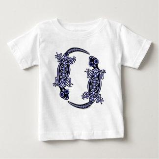 Baby/Toddler Blue Geckos Totem Apparel Baby T-Shirt