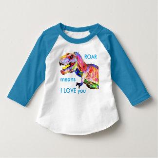Baby Toddler Dinosaur T-Rex Shirt