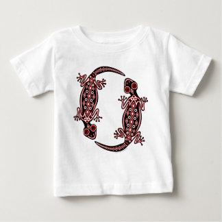 Baby/Toddler Red Geckos Totem Apparel Baby T-Shirt