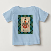 Baby/toddler T Shirt for your Scottish Ancestry