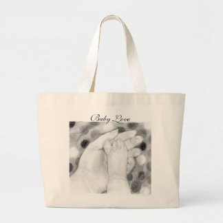 Baby Toes Baby Tote Bag