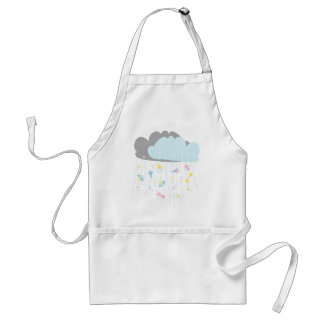 Baby Toy Shower/Baby Shower Invitation Adult Apron