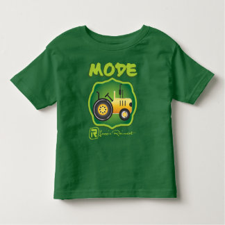 Baby Tractor Toddler T-shirt