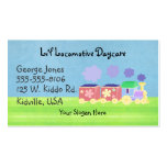 Baby Train Business Cards