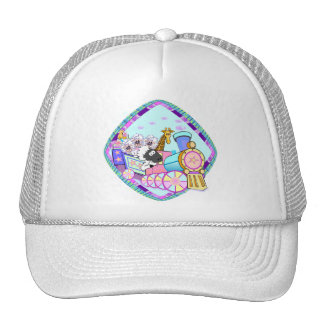Baby Train Hats