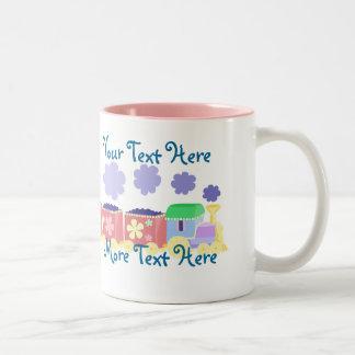 Baby Train Mug