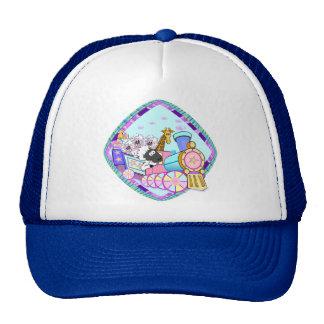 Baby Train Trucker Hat