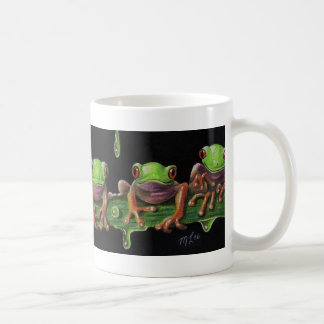 Baby Tree Frogs Coffee Mug