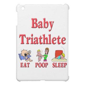 Baby Triathlete iPad Mini Case