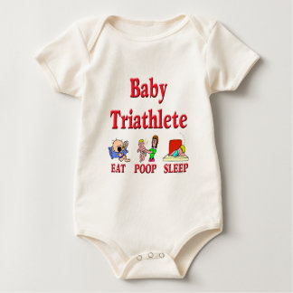 Baby Triathlete Romper