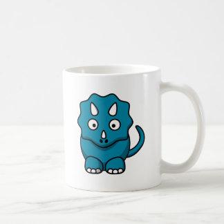 Baby Triceratops Coffee Mug