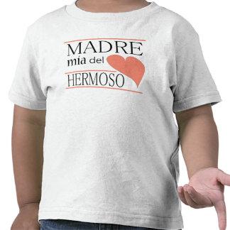 baby tshirt, camiseta de bebe, Madre mia del amor