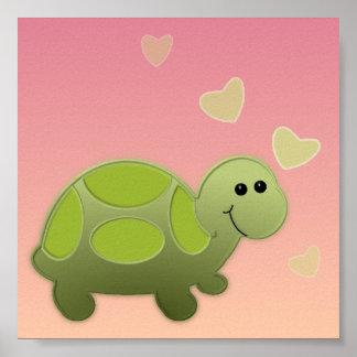 Baby Turtle/ Nursery Decor