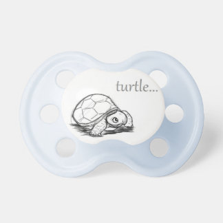 Baby Turtle Pacifier