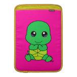 Baby turtle sleeve for MacBook air