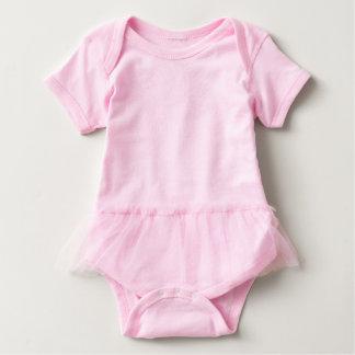 Baby Tutu Bodysuit dress baby PINK BABYpink