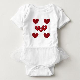 baby tutu by DAL Baby Bodysuit