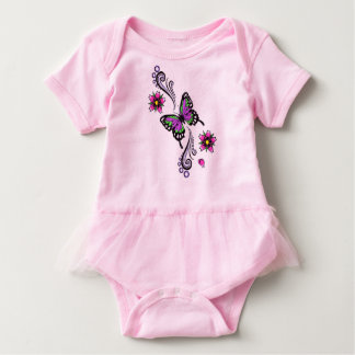 Baby Tutu Outfits Baby Bodysuit