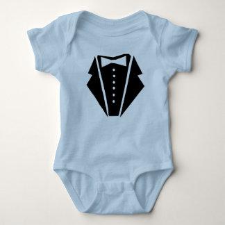 Baby Tux Baby Bodysuit