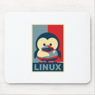 Baby Tux Linux Mouse Pad