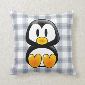 Baby Tux Pillow