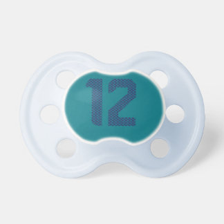 Baby Twelve's Binky Pacifier