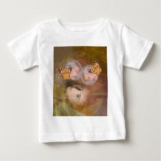 Baby twin boys or girls baby T-Shirt