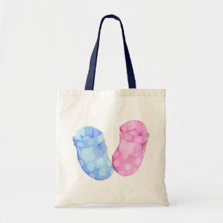 Baby Twins Booties Bag