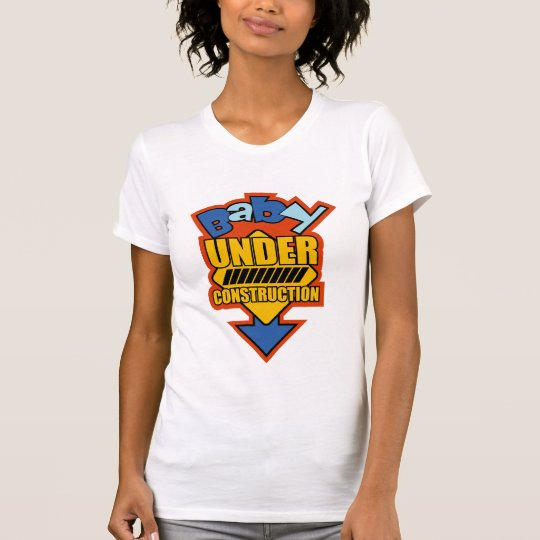 Baby Under Construction T-Shirt