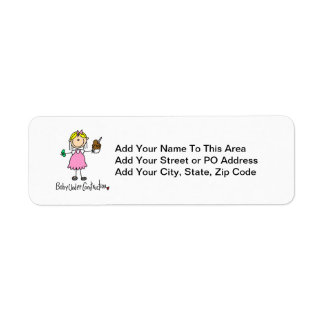 Baby Under Construction T-shirts and Gifts Label