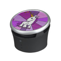 Baby Unicorn Art Bluetooth Speaker