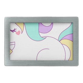 Baby Unicorn Belt Buckle