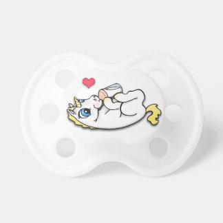 Baby unicorn feeding time - Unisex - Pacifier