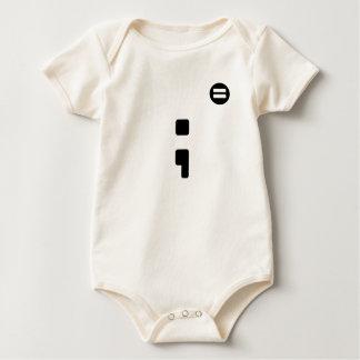 BABY UNKNOWN BABY BODYSUIT