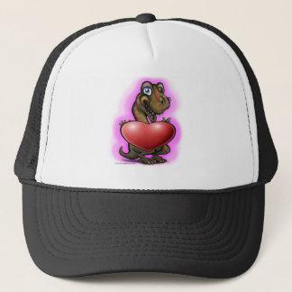 Baby Valentine's Day Trucker Hat