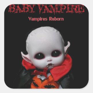 Baby Vampire Stickers