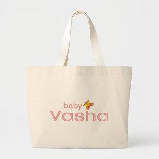 baby Vasha Large Tote Bag