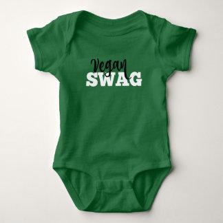 baby VEGAN SWAG T-shirt
