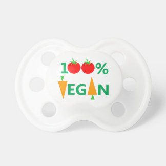 Baby Vegan Vegetarian Pacifier